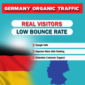 buy germany organic website traffic